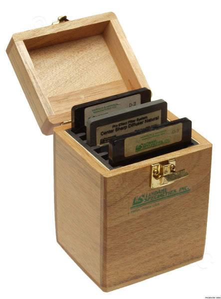 "Set of Lindahl Specialities 3"" Drop-In Diffusion Filters by Harrison & Harrison [Used]-www.prostudioconnection.com"