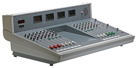 Soundcraft RM105 13 Channel Broadcast On-Air Console Balanced Analog Mixer w PSU [Used]-www.prostudioconnection.com