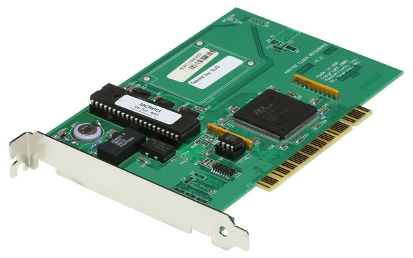 Masterclock MCR-PCI Computer Precision Real Time Clock Reference Add-In Card [Used]-www.prostudioconnection.com