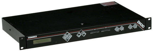 Comrex DH30 AES Digital Audio Broadcast Hybrid Phone Line Interface IFB Gentner [Refurbished]-www.prostudioconnection.com