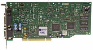 Digigram VX222 v2 24bit AES/EBU Balanced XLR Broadcast Digital Audio Sound Card [Refurbished]-www.prostudioconnection.com