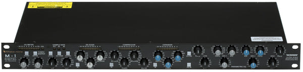 Wheatstone Vorsis M-1 AES Digital 96KHz Voice Processor Preamp Compressor M1-www.prostudioconnection.com