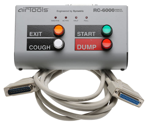 Airtools Symetrix RC-6000 Remote Control for 6100 Profanity Delay DUMP Button [Refurbished]-www.prostudioconnection.com