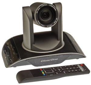 ClearOne UNITE 100 PTZ 1080p HD DVI Web Camera 12x Optical Zoom USB 3 Skype Cam [Used]-www.prostudioconnection.com