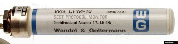 Wandel & Goltermann WG CPM-10 DECT Omnidirectional Antenna Protocol Monitor [Used]-www.prostudioconnection.com