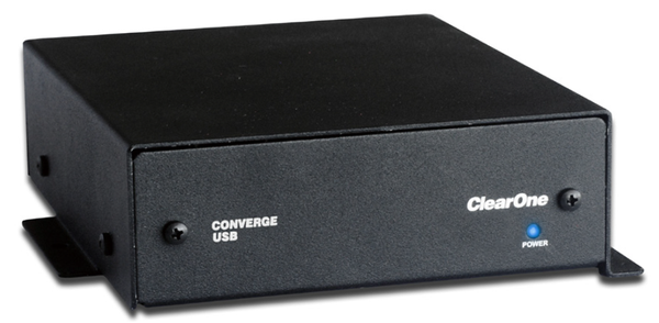 ClearOne Converge USB Multiroom Audio Expander 910-151-806 - NEW IN BOX [New]-www.prostudioconnection.com