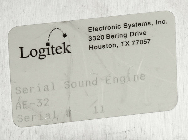 Logitek AE-32 Audio Engine for Numix/ROC/Remora Broadcast Control Surface AE32 [Used]-www.prostudioconnection.com