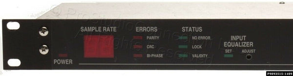 ATI DDA124-BNC 1x24 AES Digital Audio Distribution Amplifier 75 Ohm BNC S/PDIF [Refurbished]-www.prostudioconnection.com