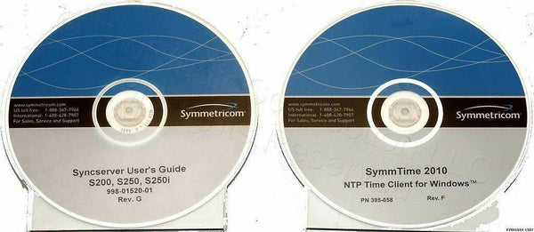 NEW Symmetricom SyncServer S200 S300 NTP Server AT575 GPS Antenna Rack Ears Kit-www.prostudioconnection.com