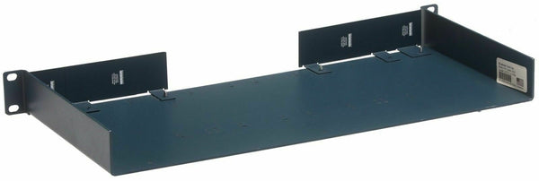 Broadcast Tools RA-1 1U Rackmount Shelf w Blank Panels for Tiny Tools Rack-Able [Used]-www.prostudioconnection.com