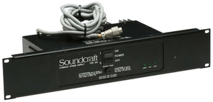 Soundcraft CPS150 Rackmount Broadcast Mixer Console AC Power Supply PSU CPS-150 [Refurbished]-www.prostudioconnection.com