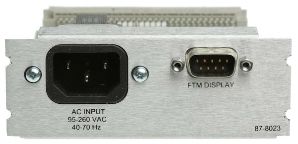 Symmetricom 87-8023 XLi FTM III AC Line Frequency Measurement Time Monitor Card [Used]-www.prostudioconnection.com