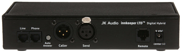 JK Audio Innkeeper LTD Digital Hybrid Audio Console/Mixer Phone Line Interface [Used]-www.prostudioconnection.com
