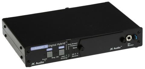 JK Audio Innkeeper 1x Digital Hybrid Broadcast Phone Audio Console Interface IFB [Refurbished]-www.prostudioconnection.com