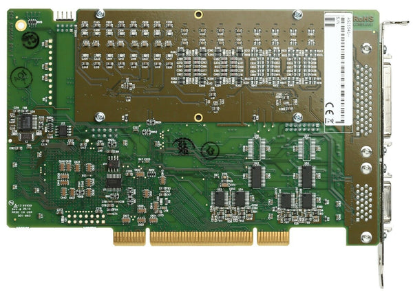 AudioScience ASI5541 Broadcast Multichannel Quad AES/EBU Digital PCI Sound Card [Refurbished]-www.prostudioconnection.com