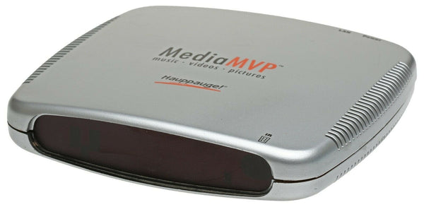 Hauppauge MediaMVP Wired Video SCART Network Player Converter MPEG Thin Client [Used]-www.prostudioconnection.com
