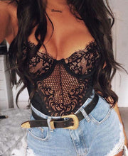 Fashion Women Underwear Jumpsuit Bodysuits