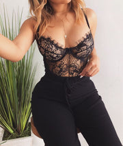 Women Underwear Jumpsuit Bodysuits