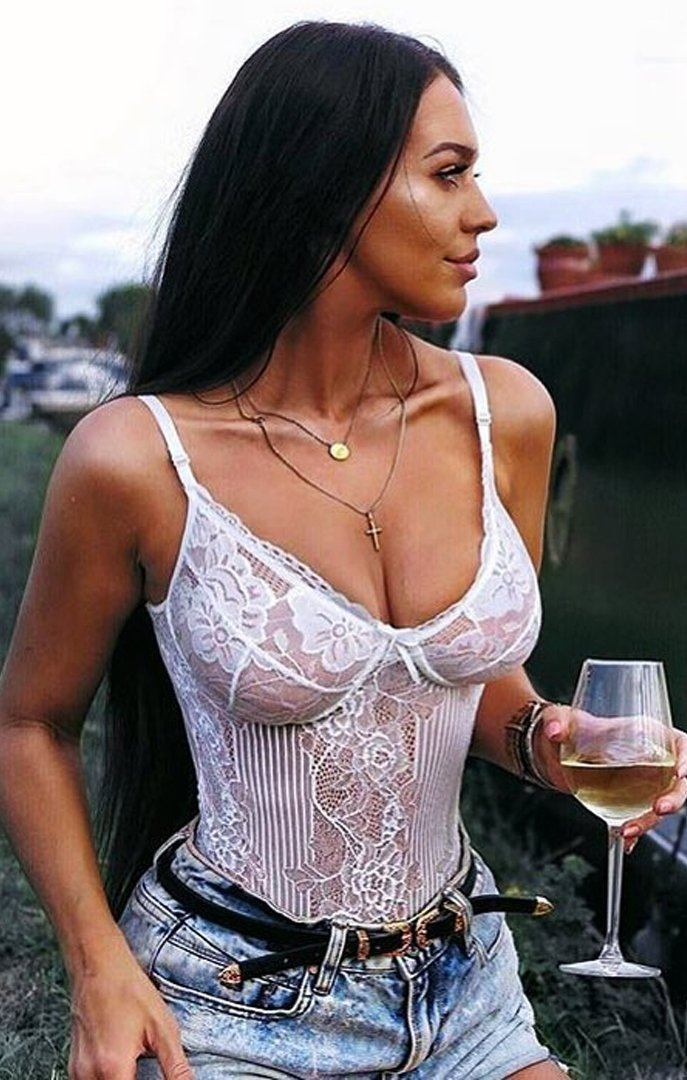 womens Floral Lace Bodysuit