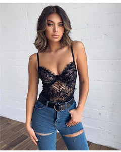 Fashion women's bodysuit