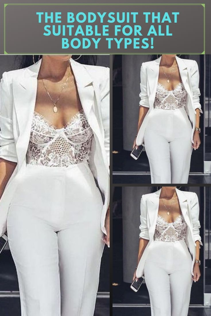 women's Lace bodysuit
