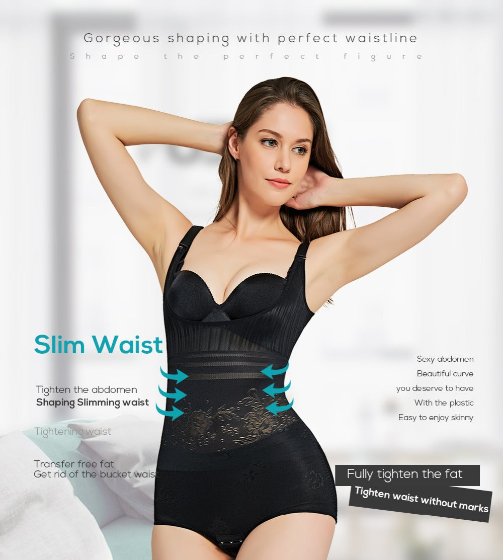 Corset Bustiers sexy corset  waist trainer shaper women binder Slimming Underwear body shaper Slimming Belt shapewear Corselet