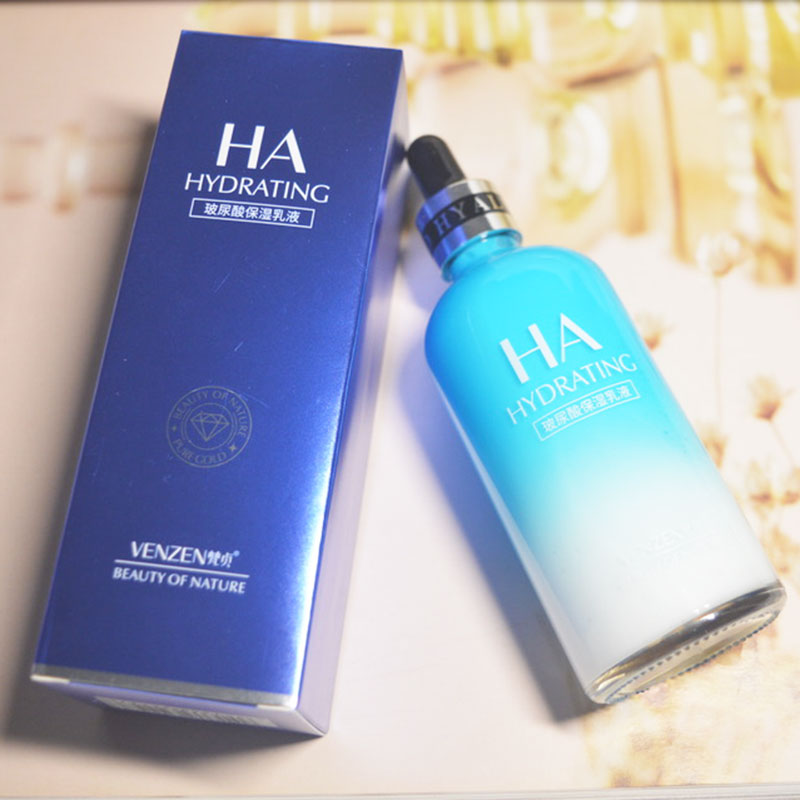 hyaluronic acid emulsion moisturizing lotion skin care korean cosmetics face care cream Anti-Aging Oil-control Whitening