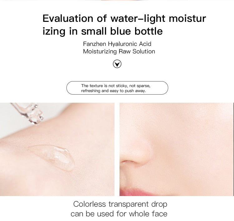 pure caviar hyaluronic acid snail face serum facial moisturiser nourishing essence skin care products wonder essence serum