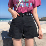 women's summer shorts shorts women female short  skirt shorts denim shorts for women short woman short jeans high waist shorts