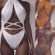 Sexy Summer Women's Bikini Set Push-Up Bra Bandage Bikini Beach Swimsuit Swimwear