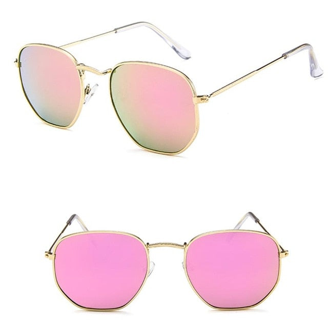 LeonLion  Metal Classic Vintage Women Sunglasses Luxury Brand Design Glasses Female Driving Eyewear Oculos De Sol Masculino