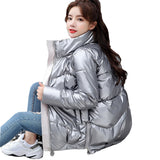 Women's winter jacket parka women's bread winter coat down jacket women's Down parka women parka winter jacket woman M997