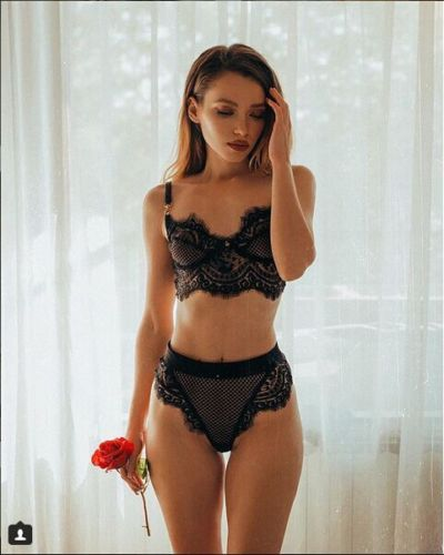 New Gather Adjusted Thin Cup Lingerie Bra Set Underwear Transparent Temptation Sexy Bra Set For Women High Waist Bra  Brief Set