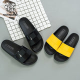Women Slippers Sandals Summer Fashion Beach Flip Flops Indoor Bathroom Comfortable Soft Insoles for Women Flat Shoes