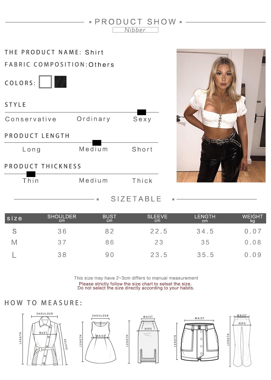 women sexy white Low-cut Crop Tops summer fashion wild T-shirt black Elastic Slim Soft tops Solid short sleeve t-shirts