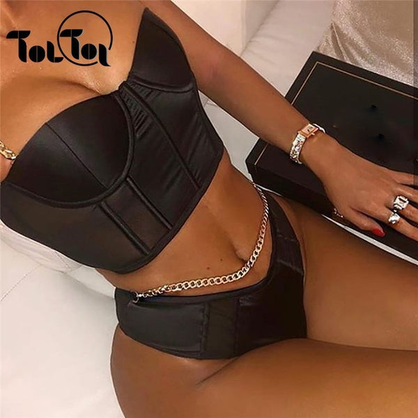 Chain Bodysuit Women Spaghetti Strap Mesh Bodysuit Black Sexy Suits Party Night Wear Bodysuit Jumpsuit Overalls