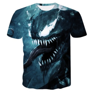 cool 3D men's shirts