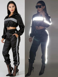 Reflective 2 Two Piece Set