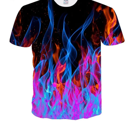 Illusion master 3D T-Shirts
