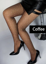 Load image into Gallery viewer, Fishnet Tights Mesh - Rave Alien