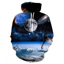 Load image into Gallery viewer, Galaxy Men 3D Hoodies