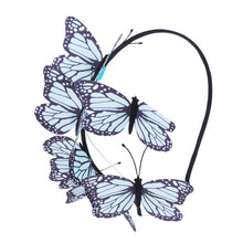 Load image into Gallery viewer, Butterfly Crowns Headband