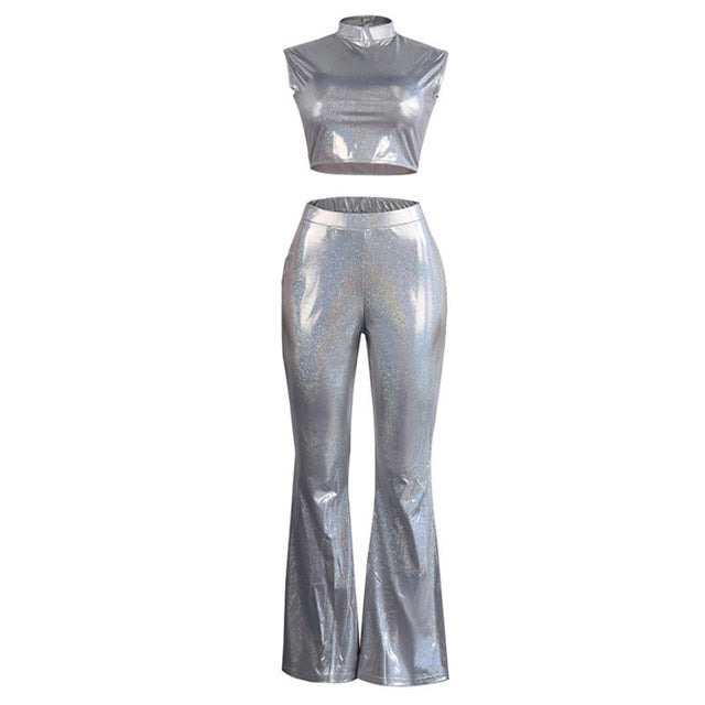 Holographic Two 2 Piece set