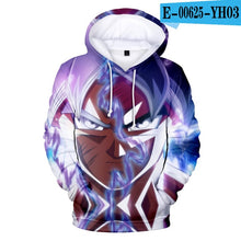 Load image into Gallery viewer, Dragon Ball Anime 3D Hoodies