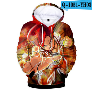 Dragon Ball Anime 3D Hoodies