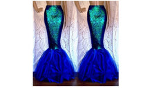 Load image into Gallery viewer, Mermaid Costume - Rave Alien