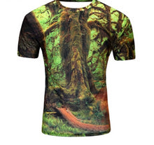 Load image into Gallery viewer, New Galaxy Space 3D T Shirt