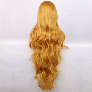 Wig synthetic Heat Resistant High Temperature Fiber - Rave Alien