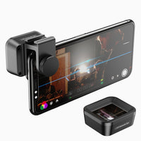 Anamorphic Lens for Smartphone APEXEL Universal Clip Version Android & Others