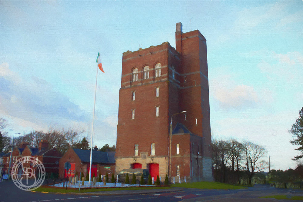 Curragh Camp- The Water Tower